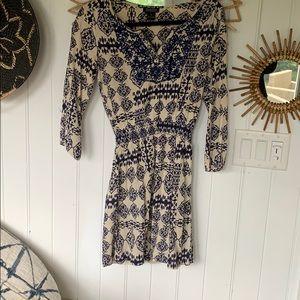Luck brand dress